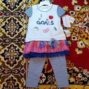 🍄Bonnie Jean Toddler Set